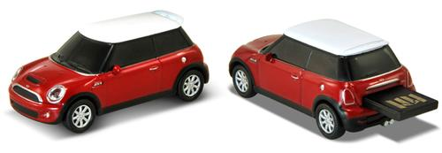 MINI COOPER - USB 4GB